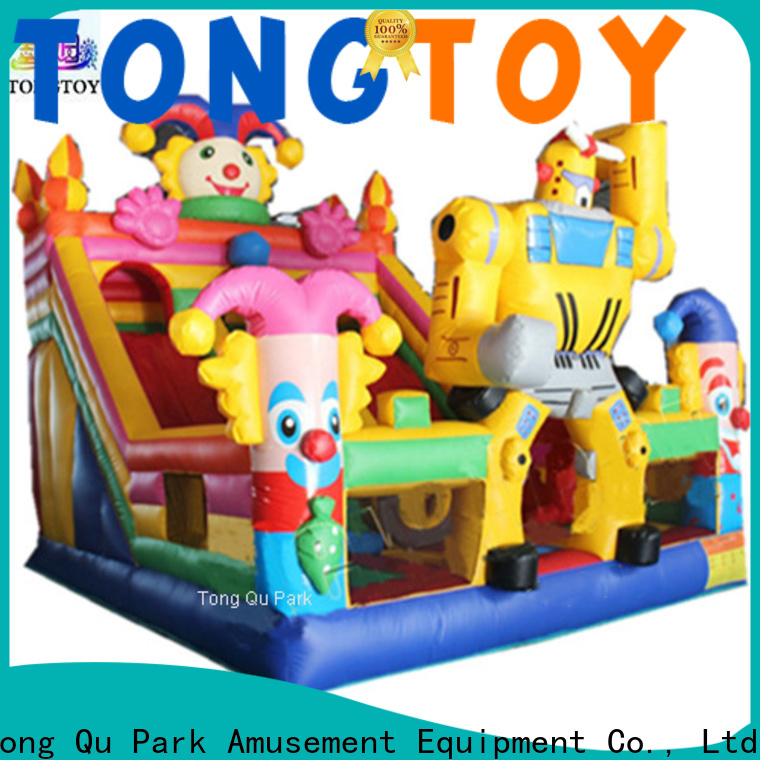 Tongtoy baby inflatable bouncer supplier for adult