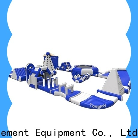 Tongtoy inflatable water playground company for playground