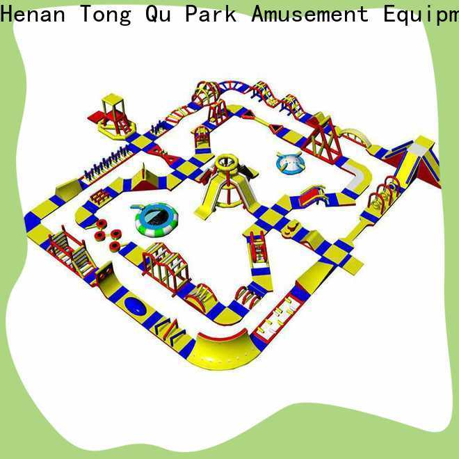Tongtoy inflatable water park slide company for water park