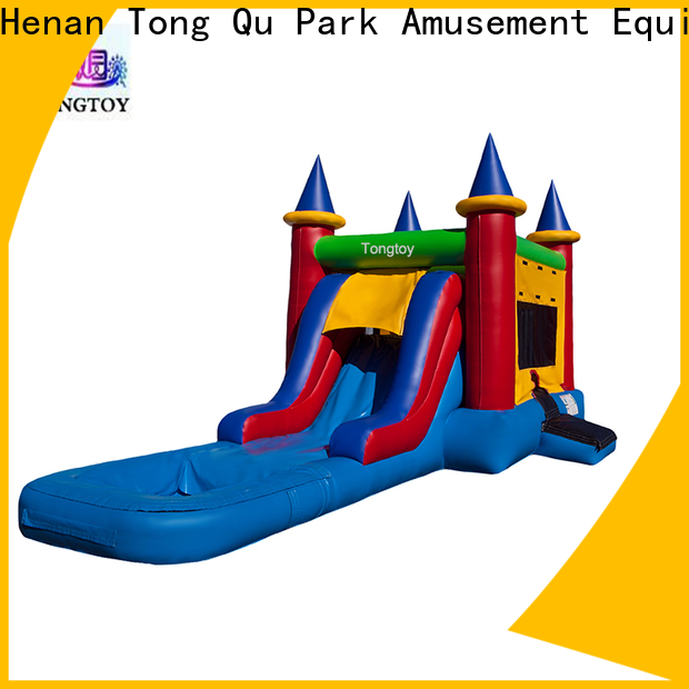 Tongtoy castle bouncer supplier for kids