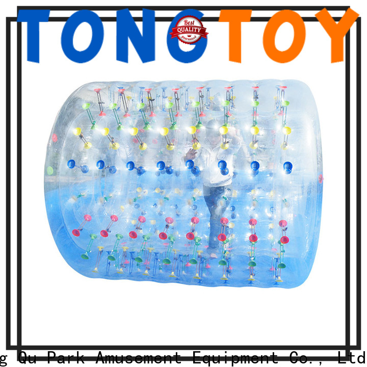Tongtoy inflatable roller reputable manufacturer for outdoor games