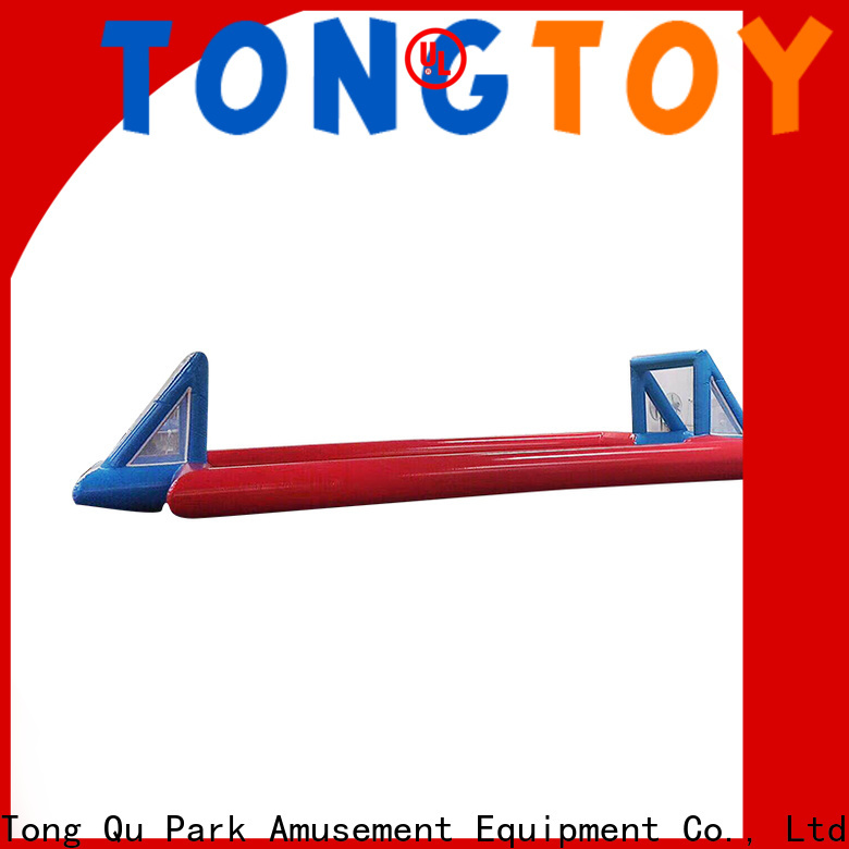 Tongtoy blow up football pitch buy now for adult