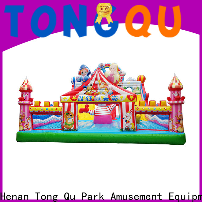 Tongtoy big blow up water slide wholesale for outdoor