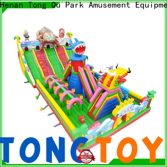 Tongtoy huge water slides for sale inquire now for outdoor