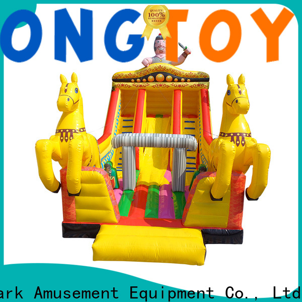 Tongtoy New big inflatable slide from China for indoor