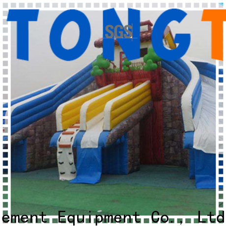 Tongtoy High-quality affordable water slides manufacturers