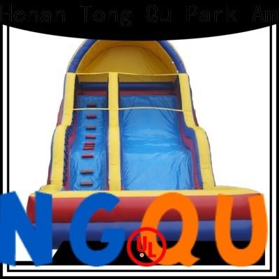 Best dinosaur water slide for business