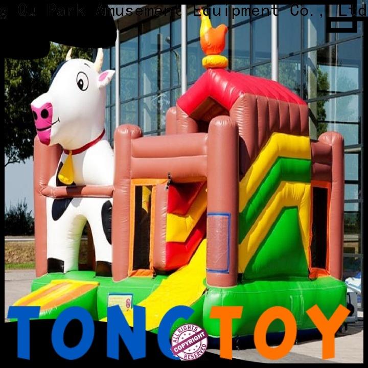 Tongtoy Tongtoy mini bounce house wholesale for kids