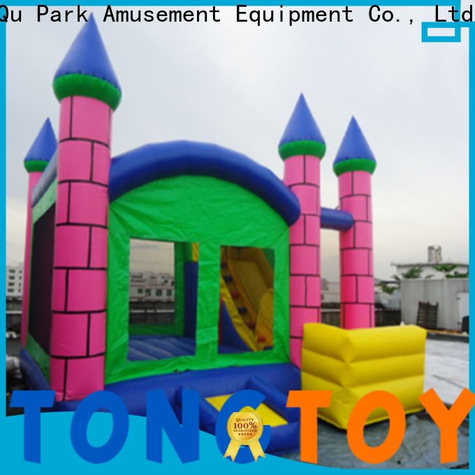 Tongtoy Durable outdoor inflatable bounce house wholesale for adult