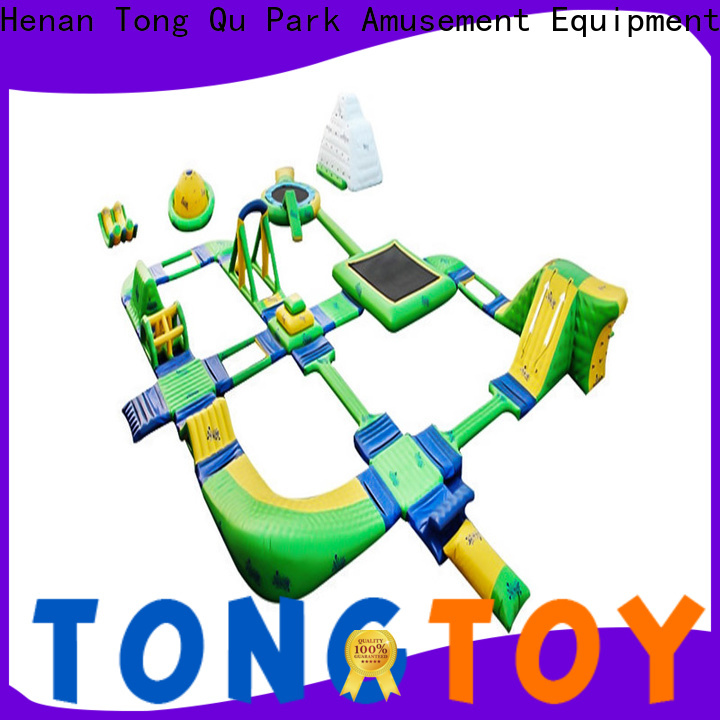 Tongtoy premium quality water inflatable world Suppliers for water park
