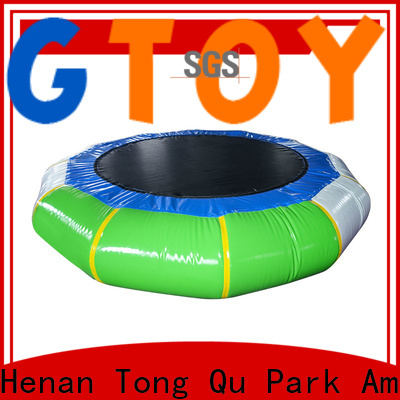 Tongtoy blow up soccer field customized