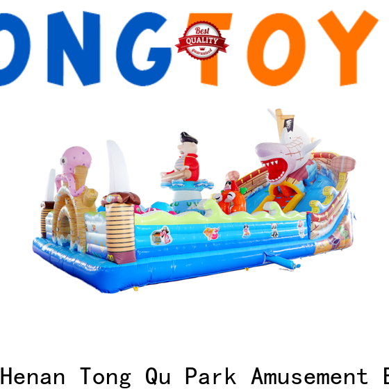 Tongtoy small indoor inflatable bouncers wholesale for kids