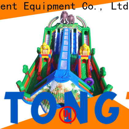 Tongtoy inflatable cow bouncer supplier for kids