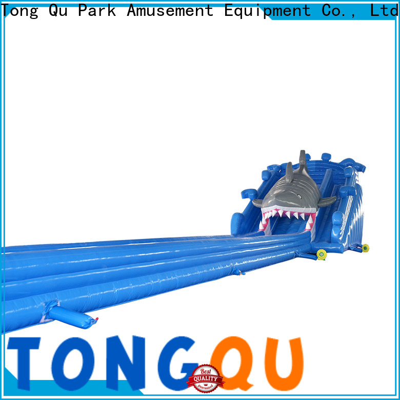 New jump house water slide manufacturers for water park