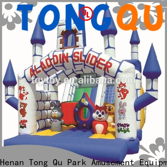 Tongtoy commercial bouncers for sale wholesale for adult