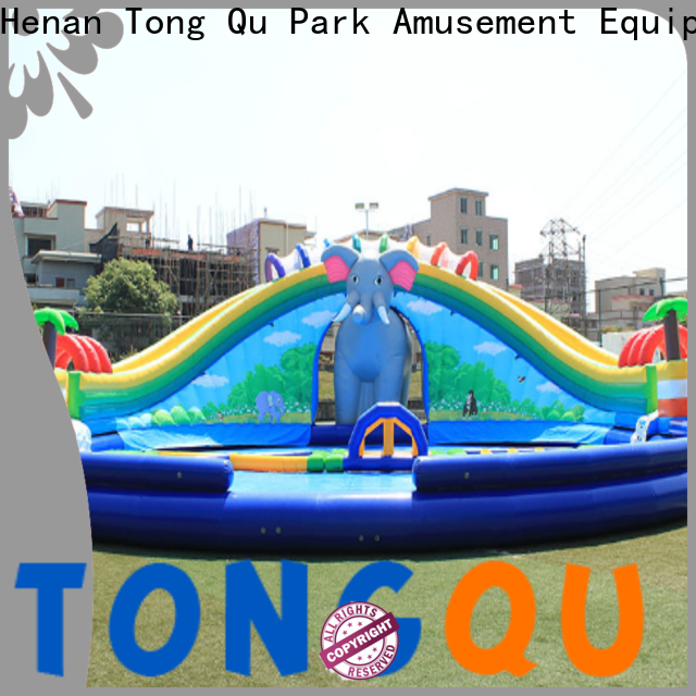 Tongtoy Wholesale twin peaks water slide company