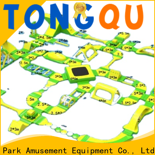 Tongtoy High-quality unicorn island water park factory for playground