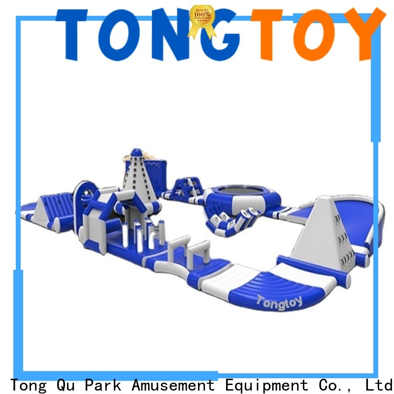 New giant inflatable water park wholesale for amusement park