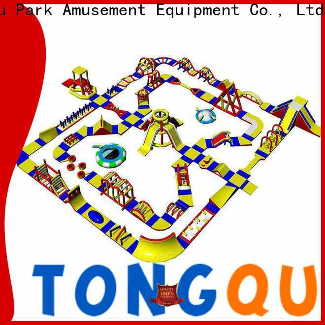 Tongtoy bounceland island water park inquire now for amusement park