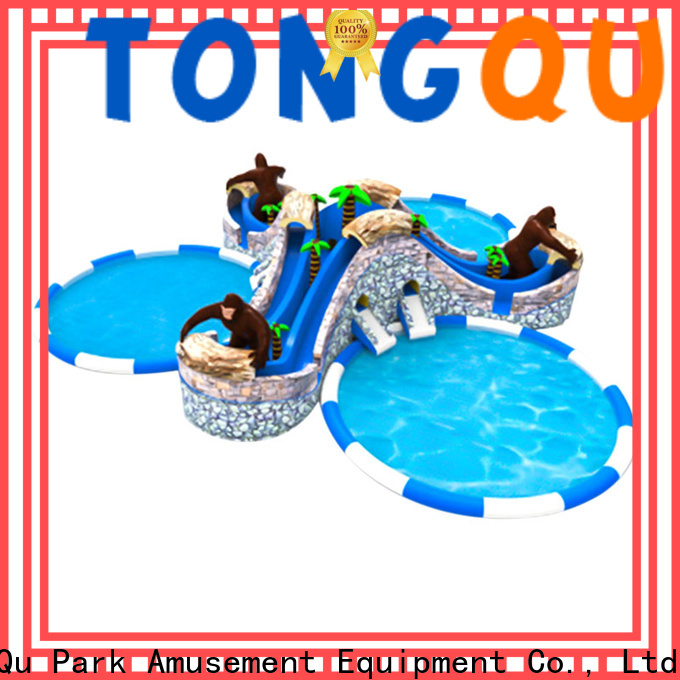 Tongtoy High-quality 22 ft water slide for sale company for water park
