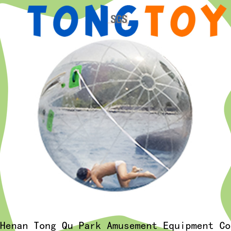 Tongtoy inflatable hamster ball factory price for playground