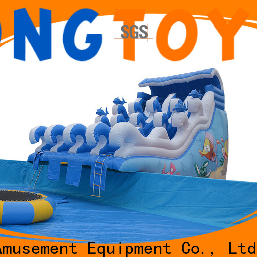 Tongtoy small inflatable slide Suppliers