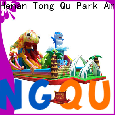 Tongtoy Tongtoy infant bouncy castle wholesale for kids