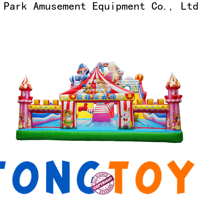 colorful jump and slide bounce house inquire now for outdoor