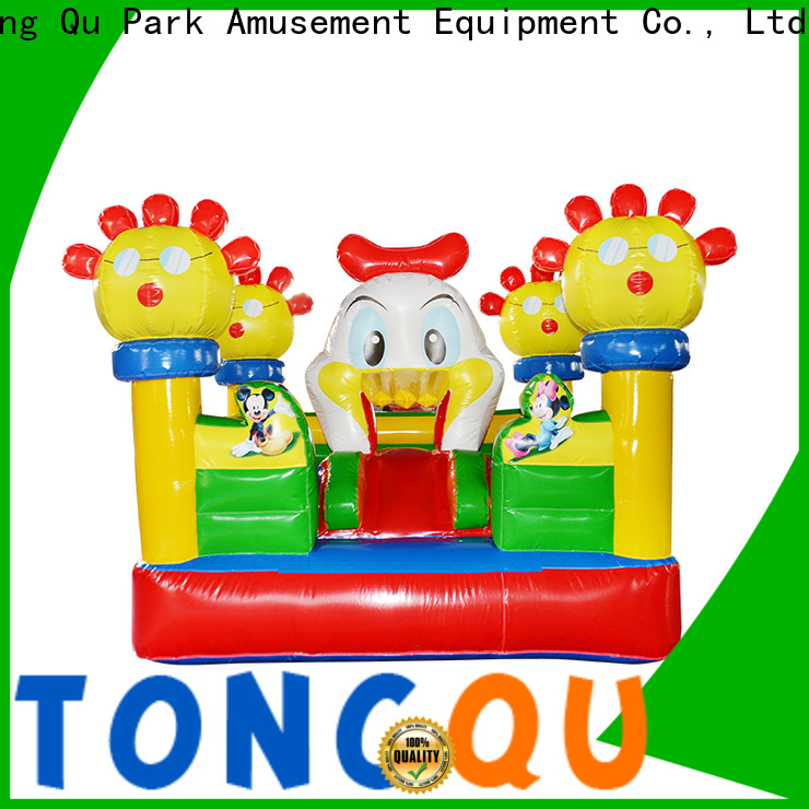 Tongtoy inflatable bounce slide inquire now for kids