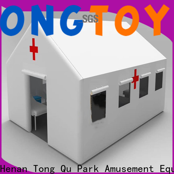 Tongtoy Wholesale inflatable play tent Suppliers for outdoor