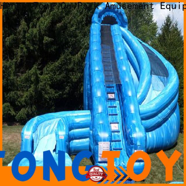 Best giant inflatable slide reputable manufacturer for amusement park