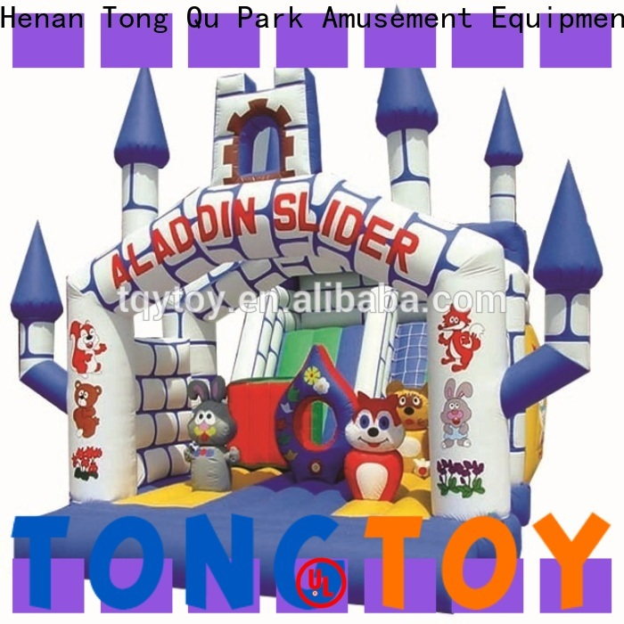 Tongtoy Durable baby bouncer house wholesale for outdoor