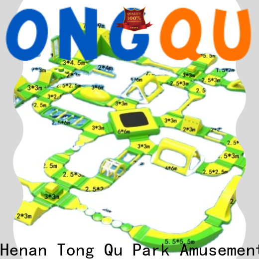 Tongtoy giant inflatable water park manufacturers for amusement park
