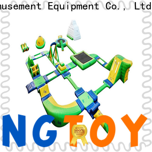 Tongtoy good selling kids inflatable water park from China for playground