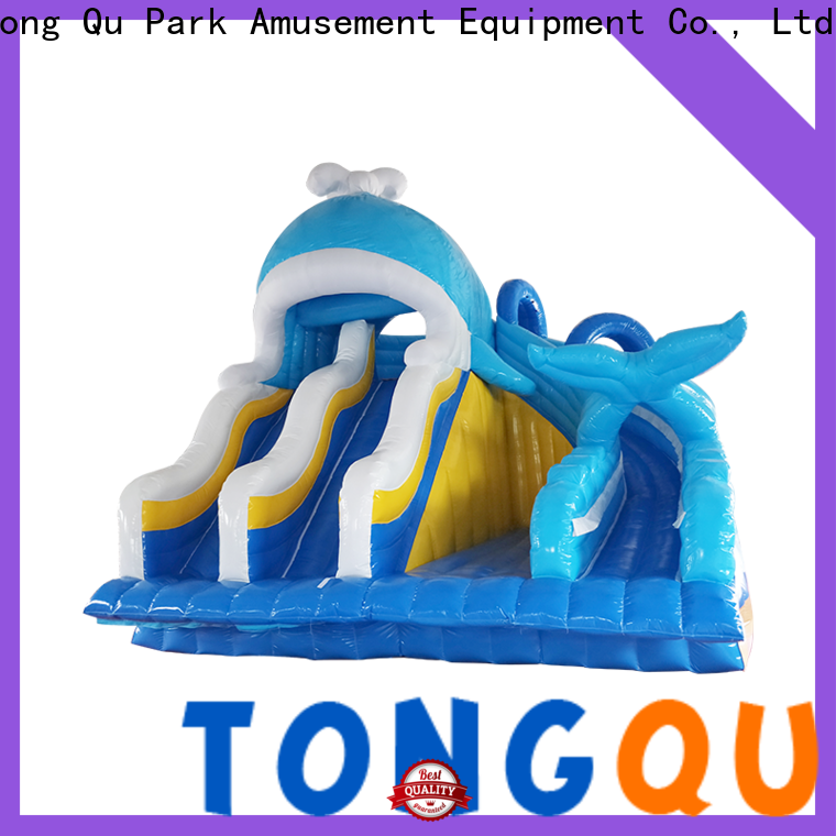 Tongtoy Tongtoy shark blow up water slide company