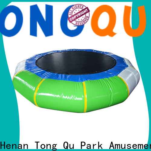 professional rave sports water trampoline buy now for adult