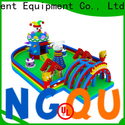 water-proof wet and dry inflatable slide wholesale for adult