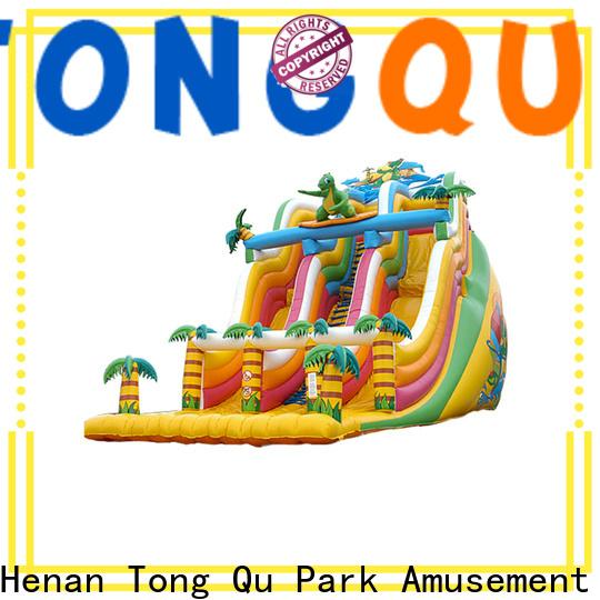 colorful inflatable toddler slide reputable manufacturer for amusement park