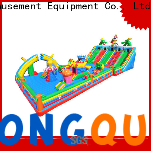 Tongtoy Durable giant water inflatables supplier for kids