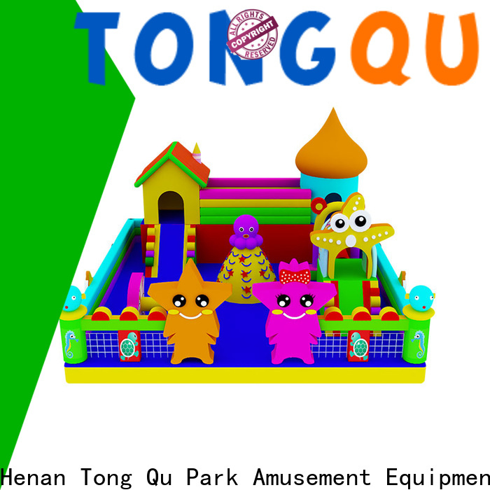 Tongtoy Bulk purchase 4 in 1 combo bounce house wholesale for outdoor