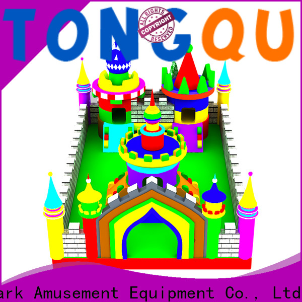 Tongtoy commercial inflatable bounce house wholesale for kids
