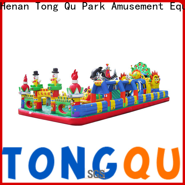 Tongtoy Custom ODM mini bounce house supplier for adult