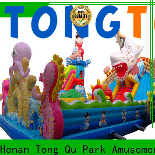 Tongtoy Bulk purchase high quality huge water slides for sale supplier for kids