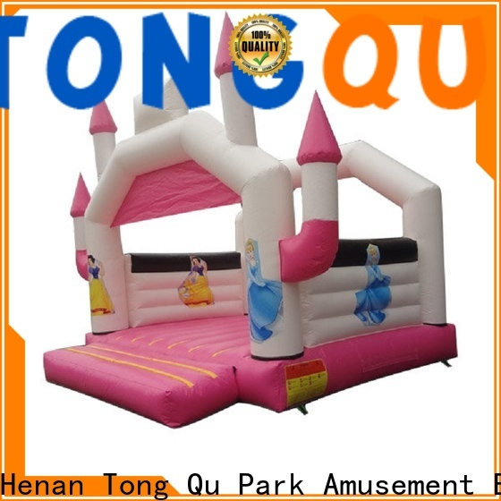 Tongtoy fun bouncers supplier for adult