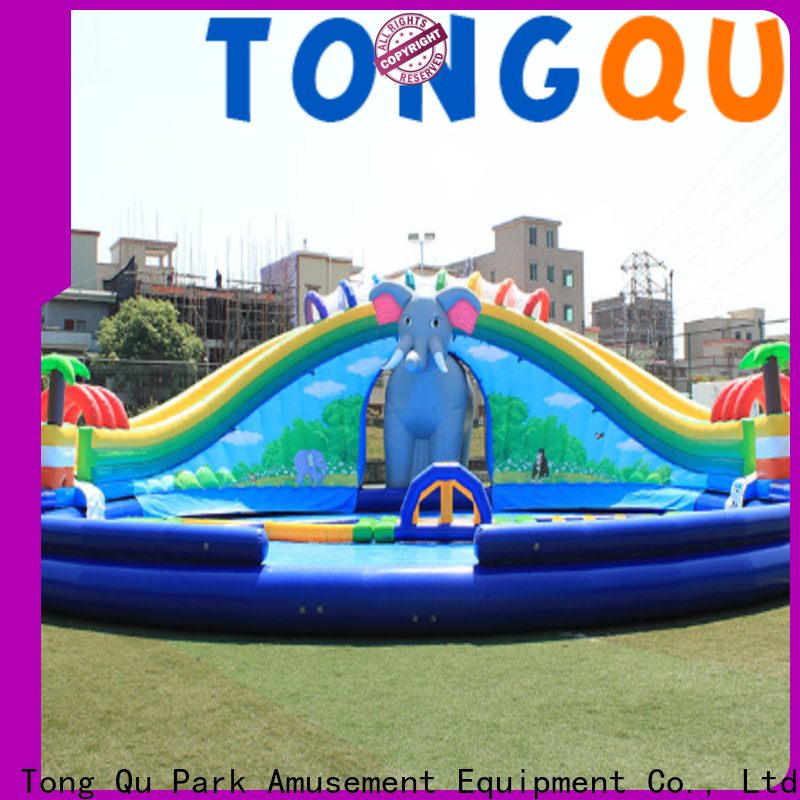 Tongtoy Bulk buy custom water inflatables company for swimming pool