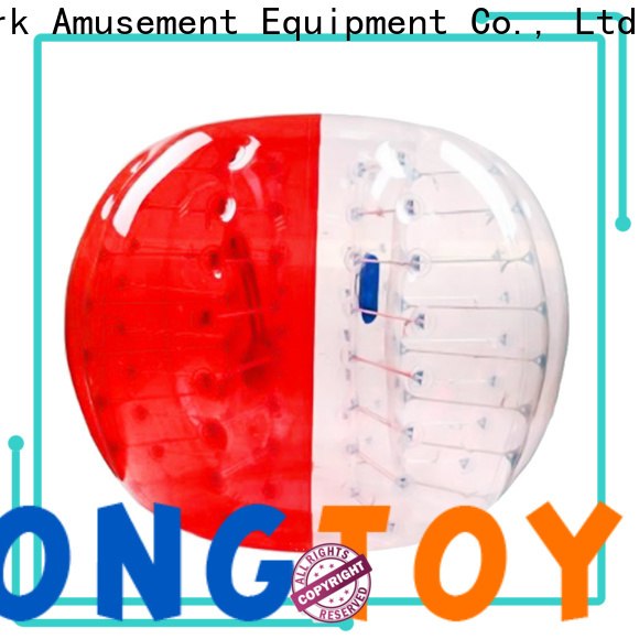 Latest inflatable body ball inquire now for outdoor games