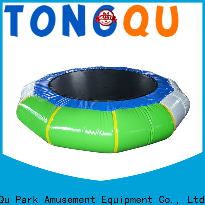 Tongtoy hot sale inflatable football pitch customized