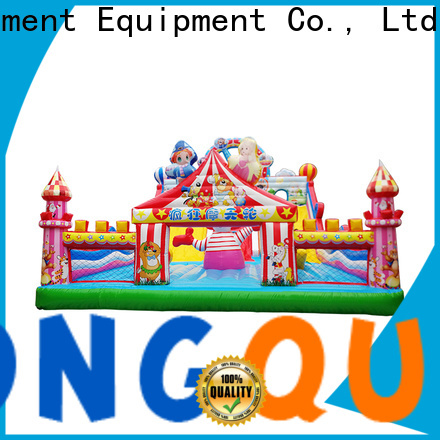Tongtoy OEM high quality inflatable slip and slide supplier for adult
