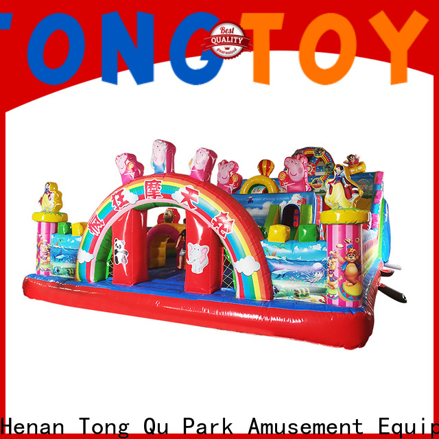 Tongtoy giant blow up slides for sale inquire now for outdoor