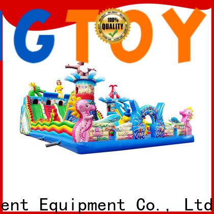 Tongtoy OEM bounceland castle bounce house supplier for outdoor